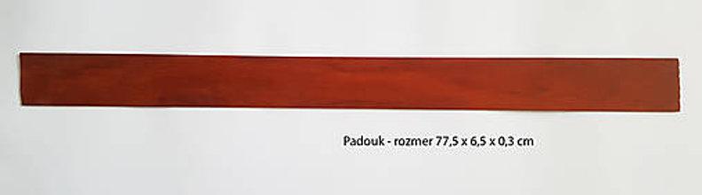 Suroviny - Padouk - 8802985_