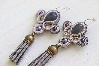abbf44027 skvosty vyrobené s láskou - berry.design Šperky Náušnice / SAShE.sk