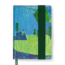 Papiernictvo - Zápisník A6 Peknosti leta - 8800182_