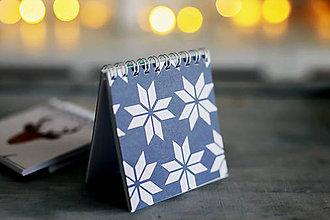 Papiernictvo - Vianočný zápisníček *2 - 8809486_