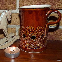 Svietidlá a sviečky - Aromalampa - 8810225_