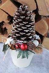 Dekorácie - šiška_ vianočná dekorácia - 8811085_