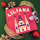 Hračky - Limitovaná Quiet book do Vianoc - 8809063_