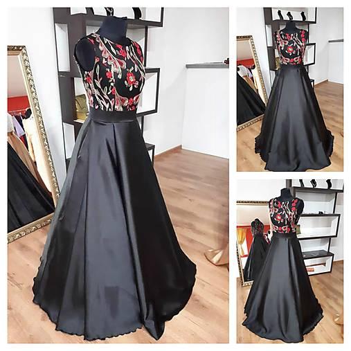 2f96f0d0b439 Krásne spoločenské šaty   Five-Stars - SAShE.sk - Handmade Šaty