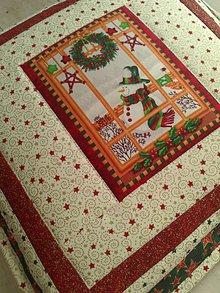 Úžitkový textil - *Vianoce* vankúš.. - 8807215_