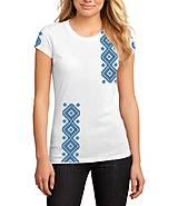 Tričká - Tričko potlačené výšivkou 001 - 8806730_