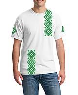 Tričká - Tričko potlačené výšivkou 001 - 8806733_