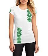 Tričká - Tričko potlačené výšivkou 001 - 8806734_