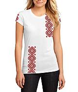 Tričká - Tričko potlačené výšivkou 001 - 8806736_