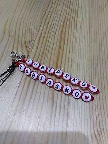 Kľúčenky - Klucenka s menom - 8809371_
