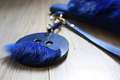 Kľúčenky - Kožený prívesok-VINCO-SMALL - 8808254_