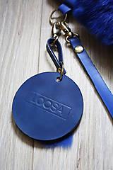 Kľúčenky - Kožený prívesok-VINCO-SMALL - 8808257_