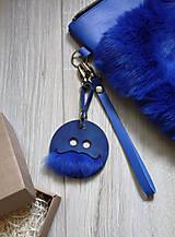 Kľúčenky - Kožený prívesok-VINCO-SMALL - 8808259_