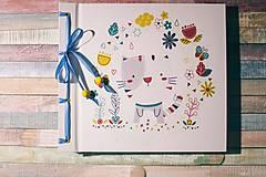Fotoalbum klasický, polyetylénový obal s potlačou ,,Murko,,