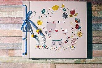 Papiernictvo - Fotoalbum klasický, polyetylénový obal s potlačou ,,Murko,, - 8806717_