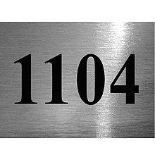 Tabuľky - Číslo popisné - 8809415_