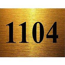 Tabuľky - Číslo popisné - 8809423_