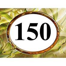 Tabuľky - Číslo popisné - 8809602_