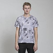 Oblečenie - tričko FERN - zľava - 8810854_