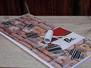 Papiernictvo - ...pohľadnica pre bakalára... - 8806011_