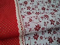 Úžitkový textil - Štóla vianočná... - 8816437_