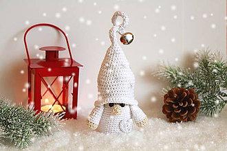 Dekorácie - Vianočný škriatok