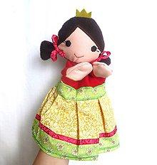 Hračky - Maňuška princezná - Bibiana - 8813667_
