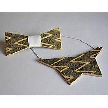 Sady šperkov - Cik - cak - 8813753_