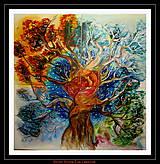 Obrazy - Strom života - 8813798_