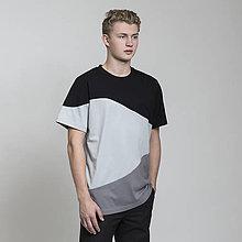 Oblečenie - tričko CAMO šedé - zľava - 8811988_