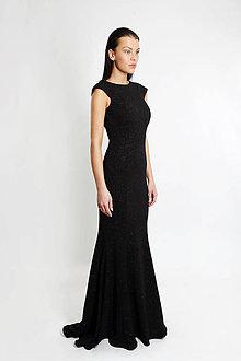 Šaty - Večeré šaty Black - 8819632_