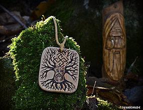 Náhrdelníky - Rodov strom - 8820276_