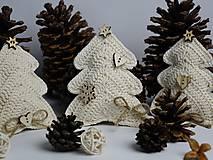 Návody a literatúra - Dekorační vánoční stromek - návod - 8819143_