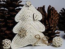 Návody a literatúra - Dekorační vánoční stromek - návod - 8819144_
