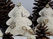 Návody a literatúra - Dekorační vánoční stromek - návod - 8819148_