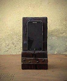 Pomôcky - stojan na mobil-smartfón - 8816746_