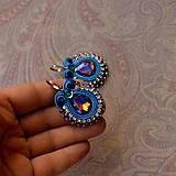 Náušnice - Confetti n.2 - sutaškové náušnice - 8817033_