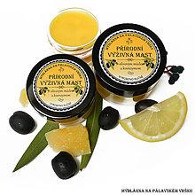 Drogéria - Přírodní výživná mast s olivovým máslem a Q10 -30ml - 8818020_