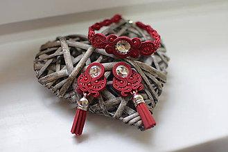 Sady šperkov - Soutache set Adela - design no.22 - 8819063_