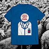 Tričká - Poradie pacientov určuje lekár (dámske alebo pánske tričko) - 8821883_