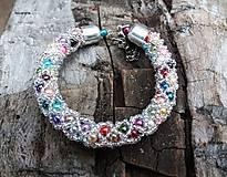Sady šperkov - COLORAMA WINTER NET - vyskladaj si vlastnú sadu - 8817293_