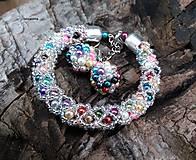Sady šperkov - COLORAMA WINTER NET - vyskladaj si vlastnú sadu - 8817294_
