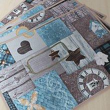 Úžitkový textil - Prestieranie tyrky-hnedá - 8822714_