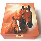 Krabičky - Krabička- Kone - 8818923_