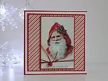 Papiernictvo - Vianočná pohľadnica - 8818815_