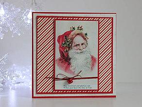 Papiernictvo - Vianočná pohľadnica - 8818839_