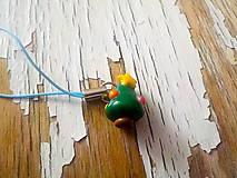 Na mobil - AKCIA! vianočný stromček-prívesok - 8821890_