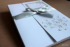 Papiernictvo - Vianočný obal na foto, obraz A4 (vzor 4) - 8828598_
