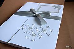 Papiernictvo - Vianočný obal na foto, obraz A4 (vzor 4) - 8828599_