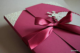 Papiernictvo - Vianočný obal na foto, obraz A4 (vzor 1) - 8828583_